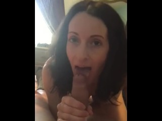 Prostate cancer survivor blowjob