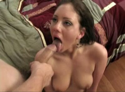 deep in tight pussy